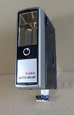 Vintage Kako Auto-Beam Flash, See It Work!