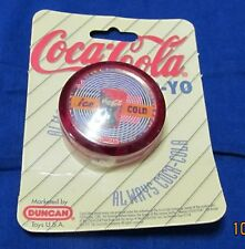 Coca-Cola Yo-Yo by Duncan ~ Vintage ~ New ~ Never Opened ~ 1997 ~
