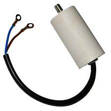Condensateur permanent de travail pour moteur 2.5µF 450V avec câble 15cm