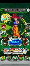 Dokkan Battle Global Goku ultra ultra instinto le, Kale & Caulifla 12 LR Gok