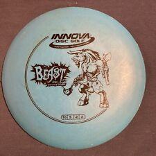 Innova Beast Distance Driver 175g Blue Dx plastic