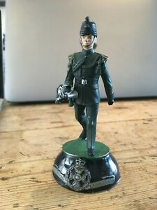 Charles Stadden Pewter Figure Pro Painted Bugler The Royal Green Jackets