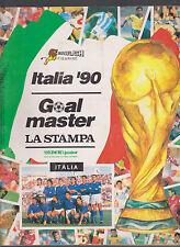 EUROFLASH CALCIATORI ALBUM FIGURINE ITALIA ' 90 COMPLET