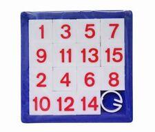Puzzle e rompicapi blu in plastica