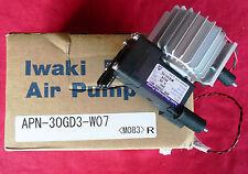 Iwaki Diaphragm Pump APN-30GD3-W07, VDC24, Max pressure 0.08, Mnf. No. M0830169