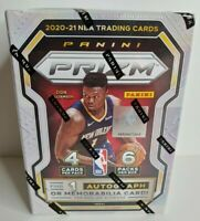 🔥 NEW IN HAND! 2020-21 Panini PRIZM NBA Basketball BLASTER BOX 🔥 LaMelo Rookie