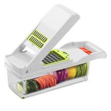 Super coupe plus Légumes Salade Fruit Peeler Cutter hachoir râpe Nicer Dicer
