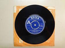 "MOODY BLUES:Boulevard De La Madeleine-This Is My House-U.K. 7"" Decca F.12498Demo"