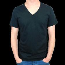 Magliette da uomo senza marca cotone , Taglia XS