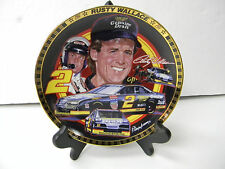 1994 Hamilton Rusty Wallace Drivers of Victory Lane Plate Collection Ltd Ed