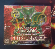 Yugioh! Extreme Force 1st Ed Booster Box English Sealed
