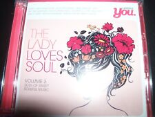 Lady Lovesd Soul Various 2 CD (Amy Winehouse Sade Sia Duffy Fiest Alicia Keys –