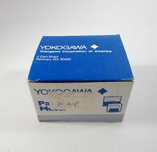 Yokogawa Panel Meter 0-30 Amp - Vintage
