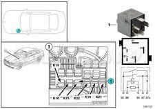 72-BMW 3 Series Z3 E36 ABS Motor Mousy-Grey Relay 61361393403 V23134-B57-X152