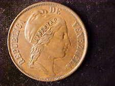 VENEZUELA ONE CENTAVO 1852