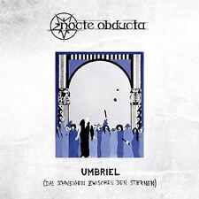 NOCTE OBDUCTA Umbriel ( Das Schweigen Zwischen Den Sternen ) CD ( o259 ) 162395