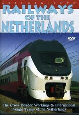 Railways of the Netherlands [New DVD]
