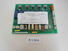 Comau Board 10127560 with 6 Relay