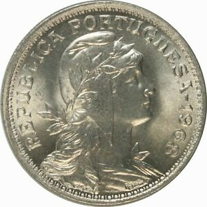 Ek // 50 centavos Portugal 1968 SUP