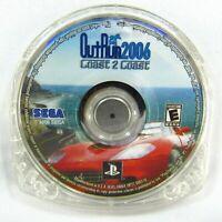 Outrun 2006: Coast 2 Coast Sony PlayStation Portable 2006 PSP Disc Only