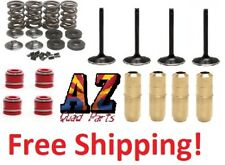 07-17 Suzuki RMZ250 RMZ 250 Kibblewhite Head Intake Exhaust Valve Guides Seals