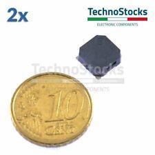 2x Buzzer Cicalino SMD Piezo 3V 5V Passivo  8.5 x 3.5 mm Mini Micro