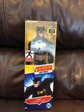 """Justice League Action~Batman~Stealth Shot Batman~12"""" Action Figure"""