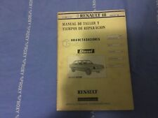 Manual De Taller Renault 18 Diesel