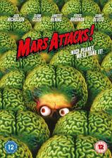 Mars Attacks! DVD (1998) Jack Nicholson