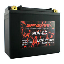Banshee YTX20H-BS ATV Lithium Ion Battery for Arctic Cat 700cc 700H1 2009