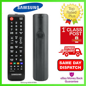 OFFICIAL GENUINE SAMSUNG SMART TV REMOTE CONTROL AA59-00786A - NEW