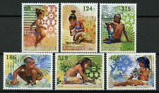 More details for curacao childrens stamps 2019 mnh youth series cultures & traditions 6v set