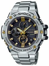 Casio G-SHOCK GST-B100D-1A9JF G Steel Smartphone Link Model from Japan New