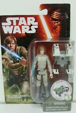 "Luke Skywalker Star Wars Episode 7 VII The Force Awakens 3.75"" INCH"