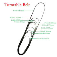 1PCS New Rubber Belt Replace Turntable Phono Tape CD Plattenspieler Drive Belt