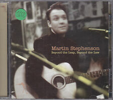 MARTIN STEPHENSON - beyond the leap beyond the law CD