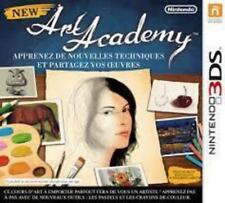 Jeux Nintendo 3DS New Art Academy