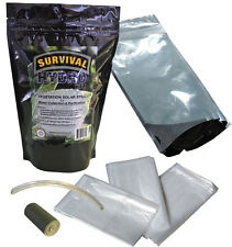 METHYDRO1 Survival Metrics Survival Hydro Kit - Vegetation Solar Still For Water