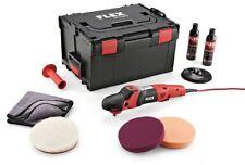 Flex Polierer mit L-BOXX* PE 14-2 150 Set Polishflex im Set #376.175