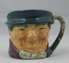 More details for royal doulton character jug – tony weller d6044 – mini