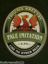 BEER PUMP CLIP - PHOENIX PALE IMITATION