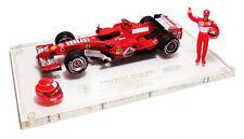 Ferrari F248 GP Interlagos 2006 M.Schumacher J2996 1/18 Hot Wheels