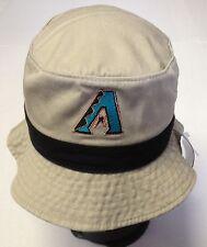 MLB Arizona Diamondbacks Grossman Vintage Safari Bucket Fishing Boys Cap Hat NEW