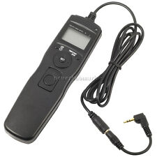 New LCD Timer Remote Control for Canon 4ft Digital Rebel Xs T2i T1i Xsi Xti Xt
