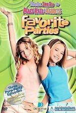Mary-Kate  Ashley Olsen Youre Invited to Favorite Parties (DVD 2003)