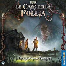 Le Case della Follia [Il Richiamo di Chtulhu, Arkham]: Il Richiamo della Foresta