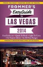 Frommer's EasyGuide to Las Vegas 2014 (Easy Guides), Garman, Rick, Good Conditio
