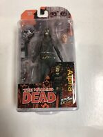 McFarlane The Walking Dead Skybound Exclusive Alpha Figure New Sealed (blood)