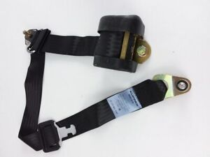 Mercedes Front Seat Belt w/ Solid Notched Buckle New OE W123 S/W '79-83 US