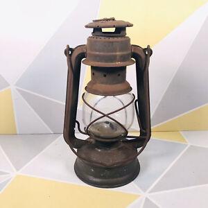 Vintage Nier Feuerhand Baby 275 original Lamp Storm Lantern Western Germany